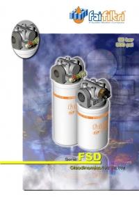 FSD komplett szűrő