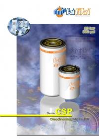 Feltekerős CSP széria