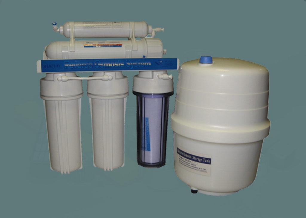 Háztartási víztisztítás