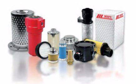 Sűrített levegő - kompresszor - szűrők